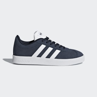 VL Court 2.0 Shoes Collegiate Navy / Cloud White / Cloud White DB1828
