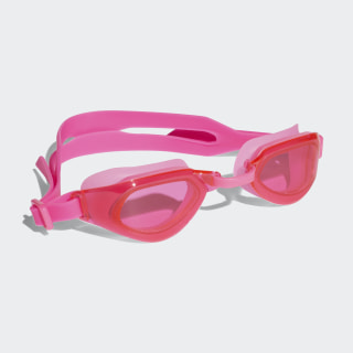 persistar fit unmirrored swim goggle junior Shock Pink / Shock Pink / White BR5828