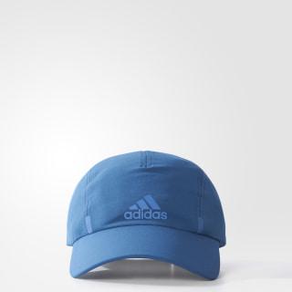 Gorra Climalite Running CORE BLUE S17/TECH BLUE MET.S17/TECH BLUE MET.S17 BR9749