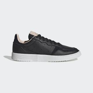 Supercourt Schuh Core Black / Core Black / Crystal White EF9189