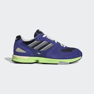 ZX 4000 Schuh Active Blue / Grey Three / Real Purple EE4765