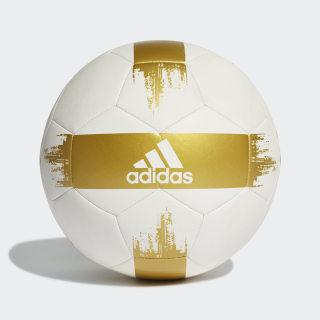 Balón de Fútbol EPP 2 white/gold met. DY2511