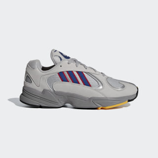Yung-1 Shoes Grey Two / Collegiate Royal / Scarlet CG7127