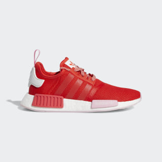 NMD_R1 Shoes Active Red / True Pink / Active Pink EE3829