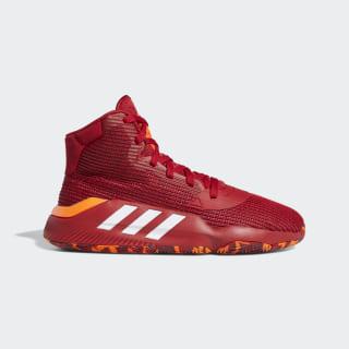 Pro Bounce 2019 Shoes Power Red / Cloud White / Solar Orange EE3898