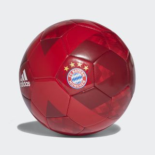 FC Bayern München Ball Fcb True Red / White / Strong Red / Collegiate Navy CW4155
