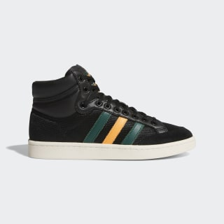 Americana Hi Shoes Core Black / Collegiate Green / Active Gold EF2507