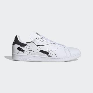 Disney Mickey Mouse Stan Smith Shoes Cloud White / Core Black / Cloud White FW2895