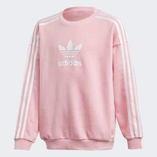 Culture Clash Sweatshirt Light Pink / White EK5584