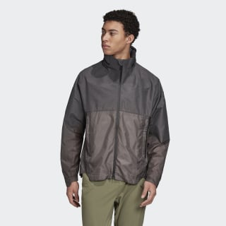TERREX TX MS Windweave Windbreaker Black / Grey Four FS7540