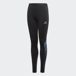 Leggings Aconchegantes Alphaskin Sport Black / Tech Ink ED6352