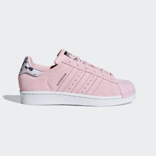 Tenis SUPERSTAR J CLEAR PINK/CLEAR PINK/FTWR WHITE B37262