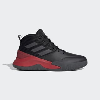 Own the Game Shoes Core Black / Grey Six / Scarlet EG0951