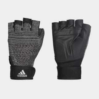 Guantes Primeknit Black / Ch Solid Grey / Matte Silver DT7954