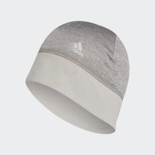 Шапка-бини Climawarm core heather / core heather / reflective silver DM4414