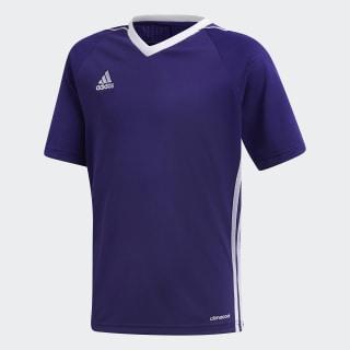 Tiro 17 Jersey Collegiate Purple / White BS4242