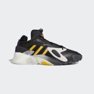 Streetball Shoes Core Black / Carbon / Collegiate Gold EF6991