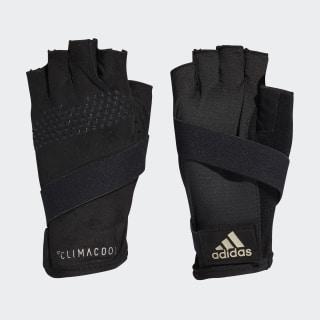 Climacool Handschuhe Black/Cyber Metallic/Matte Silver CF6140