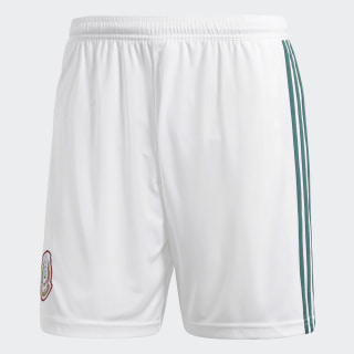 Shorts Mexico Home Replica White / Collegiate Green BQ4693