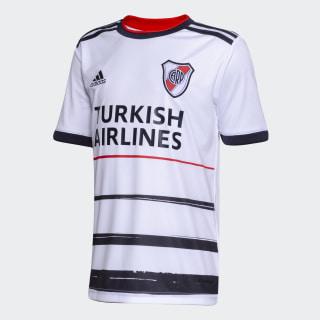 Camiseta Tercer Uniforme River Plate White FH7898