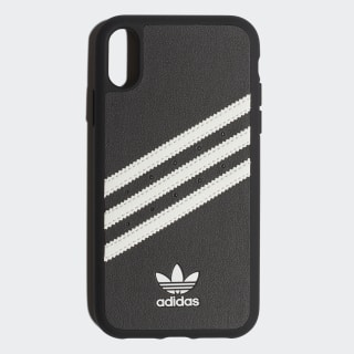 Molded Case iPhone XR 6.1-Inch Black / White CL2328