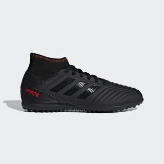Predator Tango 19.3 TF Fußballschuh Core Black / Core Black / Active Red D98012