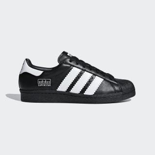 Zapatilla Superstar 80s Core Black / Ftwr White / Core Black BD7363