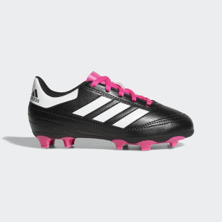 Goletto 6 Firm Ground Cleats Core Black / Cloud White / Shock Pink BB0571