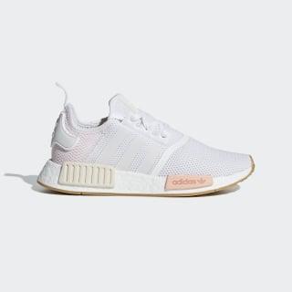 NMD_R1 Shoes Cloud White / Clear Orange / Linen BC0237