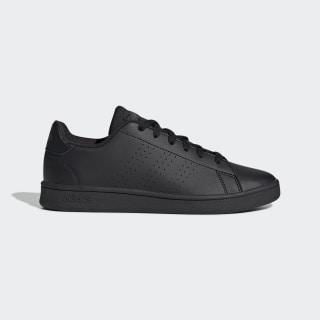 Zapatillas Advantage core black/core black/grey six EF0212