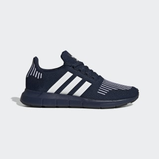 Swift Run Shoes Collegiate Navy / Cloud White / Core Black EE4445