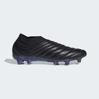 Copa 19+ Firm Ground Cleats Core Black / Core Black / Grey Six BC0565