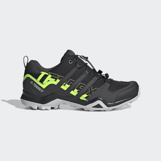 Obuv Terrex Swift R2 Hiking Core Black / Core Black / Signal Green EF4627