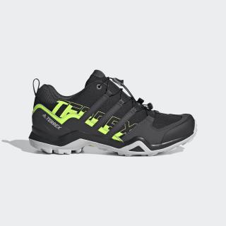 Zapatilla Terrex Swift R2 Hiking Core Black / Core Black / Signal Green EF4627