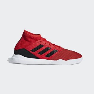 Футбольные кроссовки Predator 19.3 TR active red / core black / solar red D97969