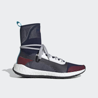 Chaussure Ultraboost HD Night Indigo / Red / Intense Blue EE9460