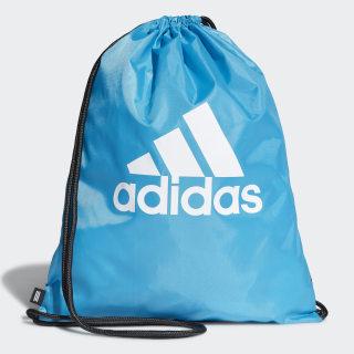 Bolsa Gym Bag Shock Cyan / Shock Cyan / White DT2597
