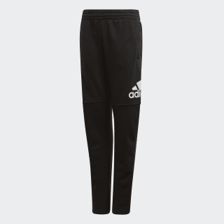 Pantalón Essentials Logo BLACK/WHITE CF6541