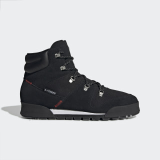 Terrex Snowpitch Climawarm Boots Core Black / Cloud White / Scarlet FV5163
