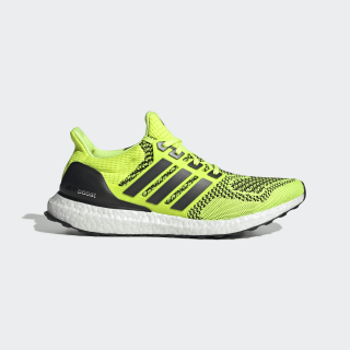 Ultraboost Shoes Solar Yellow / Solar Yellow / Core Black EH1100