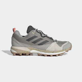 Zapatillas de Senderismo Terrex Skychaser LT Bluesign Feather Grey / Solid Grey / Solar Red EG2869
