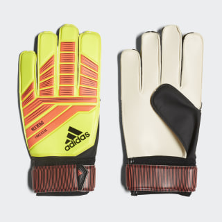 Guanti da portiere Predator Training Solar Yellow / Solar Red / Black CW5601
