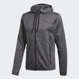 Terrex Climb the City Fleece Jacket Black CF4701