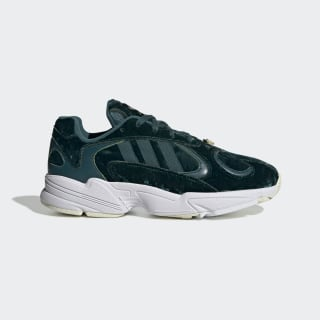 Yung-1 Shoes Hi-Res Aqua / Hi-Res Aqua / Cloud White EH0188