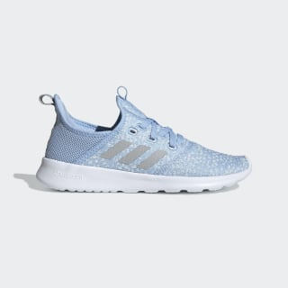 Cloudfoam Pure Shoes Glow Blue / Grey Two / Real Blue EE8080