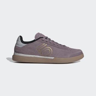 Chaussure de VTT Five Ten Sleuth DLX Legacy Purple / Matte Gold / Gum M2 EF7185