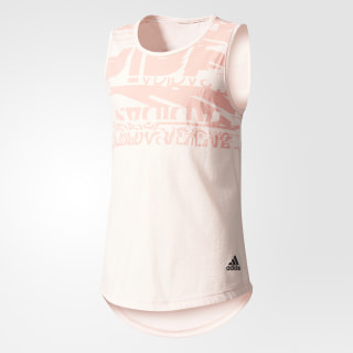 YG SPORT ID TEE ICEY PINK F17/TACTILE ROSE F17/BLACK CF1231