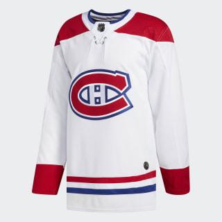 Оригинальная гостевая джерси Canadiens NHLMCA CA7095