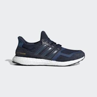 Zapatilla Ultraboost S&L Collegiate Navy / Legend Marine / Gold Met. EF0725