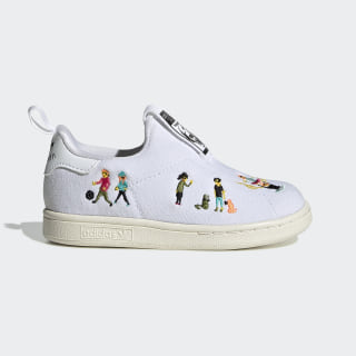 Chaussure Stan Smith 360 Cloud White / Cloud White / Core Black EE6290